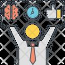 Work Smart Icon