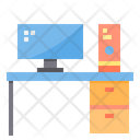 Work station Icon