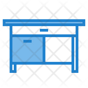Drawer Furniture Household Icon
