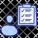 Audit Officer Exam Icon