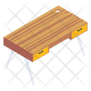 Office Table Work Desk Workbench Icon