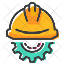 Helmet Construction Setting Icon
