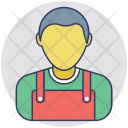 Worker Workman Laborer Icon