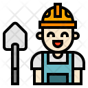 Worker Job Avatar Icon