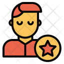 Man User Avatar Icon