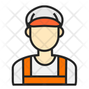 Avatar Man Profession Icon Icon