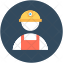 Worker Labour Engineer Icon