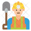 Iworker Worker Labor Icon