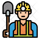 Iworker Worker Labor Icon