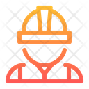 Worker Work Tool Icon