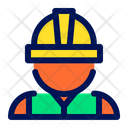 Worker Job Tool Icon
