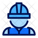 Worker Job Work Icon