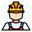 Worker Avatar Professional Icon