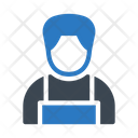 Worker Employee Avatar Icon