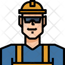 Occupation Avatar Worker Icon