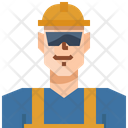 Occupation Avatar Worker Icon