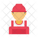 Worker Constructor Avatar Icon