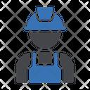 Worker Engineer Avatar Icon