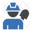 Worker Spade Engineer Icon