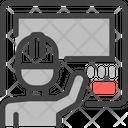 Worker Engineer Engineering Icon