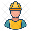 Worker Labour Employee Icon