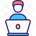 Worker Employee Professional Icon