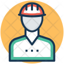 Laborer Worker Employee Icon