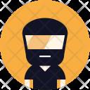 Metal Worker Avatar Icon