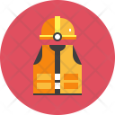 Safety Equipment Life Icon