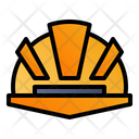 Worker Helmet Icon