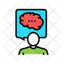 Worker Knowledge Color Icon