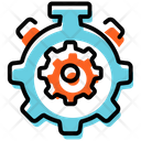 Worker Performance Icon
