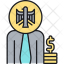 Workers Compensation Germany Compensation Funding Icon