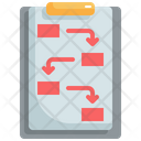 Workflow Clipboard Business Icon