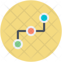 Workflow Structure Business Icon
