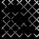 Workflow Chart Diagram Icon