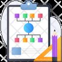 Workflow Business Flow Flowchart Icon