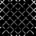 Workflow Flowchart Algorithm Icon