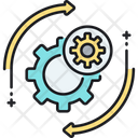 Workflow Automation Automation Loading Icon