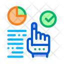 Long Workflow Management Icon
