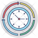 Workflow Planning Business Icon