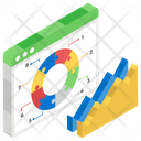 Workflow Template Flow Diagram Flowchart Icon