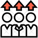 Workforce Business Workload Workload Icon