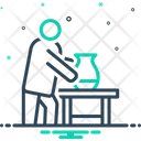 Working Put Table Icon