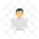 User Man Avatar Icon