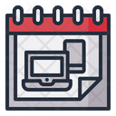 Working Day Working Date Icon