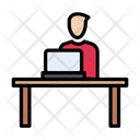Working User Avatar Icon