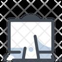 Employee Work Workstation Icon