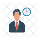 Working Hours Time Icon