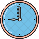 Working Hours Business Hours Salon Timing Icon